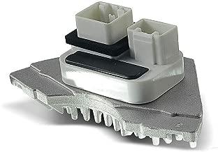 A-Premium Blower Motor Resistor for Volvo S60 2001-2009 S80 1999-2006 V70 2001-2007 XC70 XC90