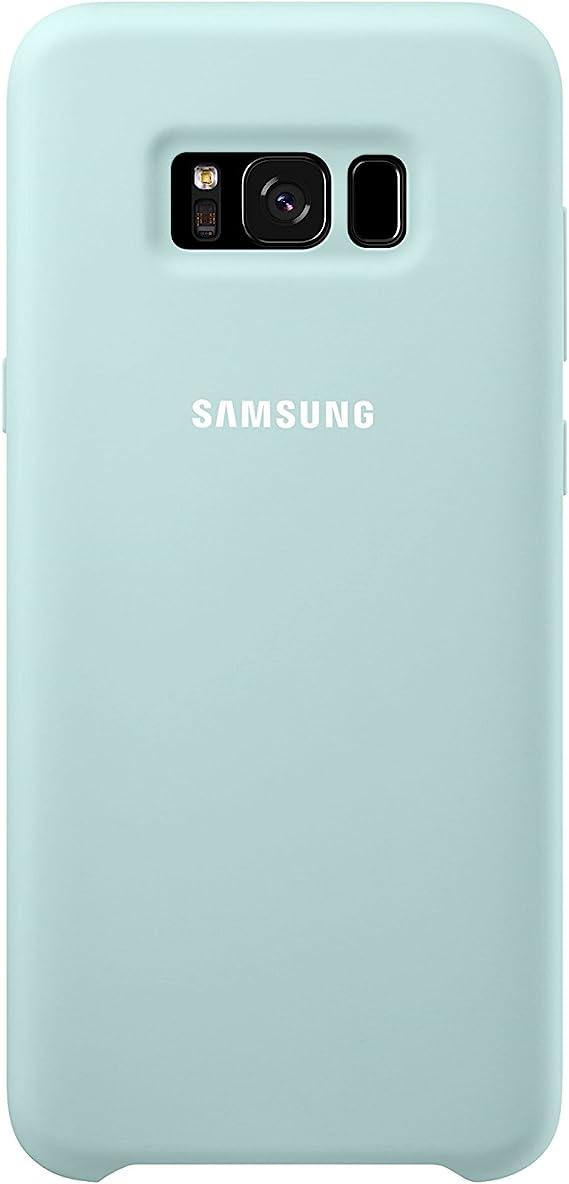 Samsung Ef Pg955tvegww Silikon Schutzhülle Für Galaxy S8 Plus Violett