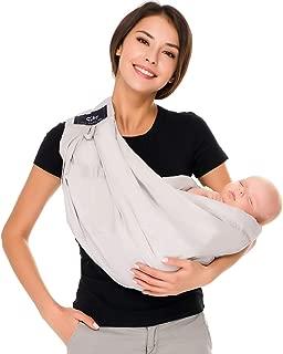 Cuby Fulares de portabebés para los bebé o niños entre 0-