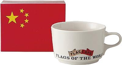 フラッグ カフェ マグカップ (ポストカード付) (化粧箱入) チャイナ 1075
