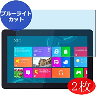 【2 Pack】 Synvy Anti Blue Light Screen Protector for Gechic Monitor On-Lap 1303I 13.3