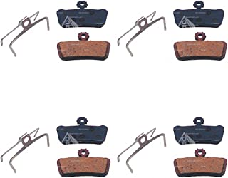 4 Pairs of MTB Bike Disc Brake Pads for Avid X.O, XO, X0, Choose Compound