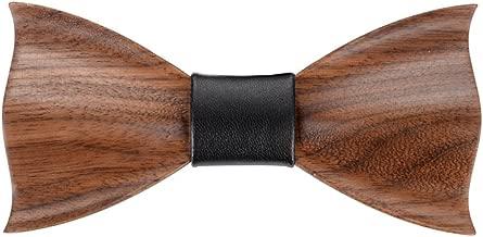 kids wooden bow tie