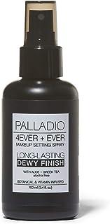 Palladio 4Ever + Ever Setting Spray - Dewy Finish