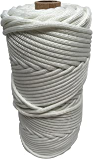 SGT KNOTS Paracord Type III or Type IV Milspec Mil-C-5040H 7 or 11 Strand - 100% Nylon Core and Shell 600 lb or 800 lb Tensile Strength Utility Cord for Crafting, Tie-Downs, Camping