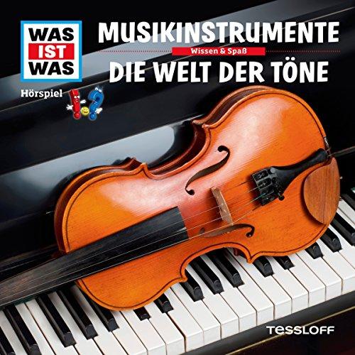 Musikinstrumente / Die Welt der Töne (Was ist Was 43) Titelbild