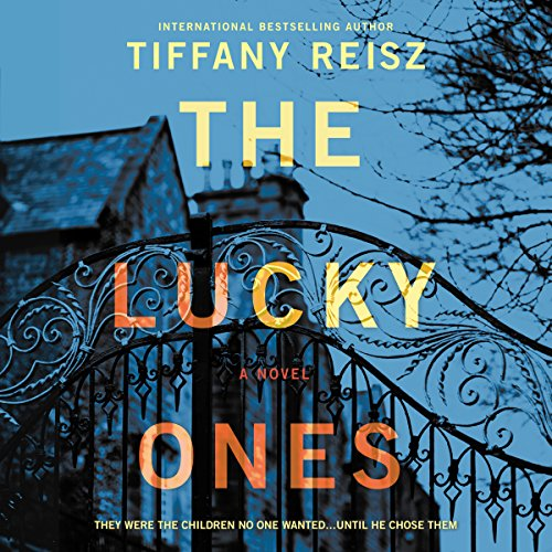 The Lucky Ones audiobook cover art