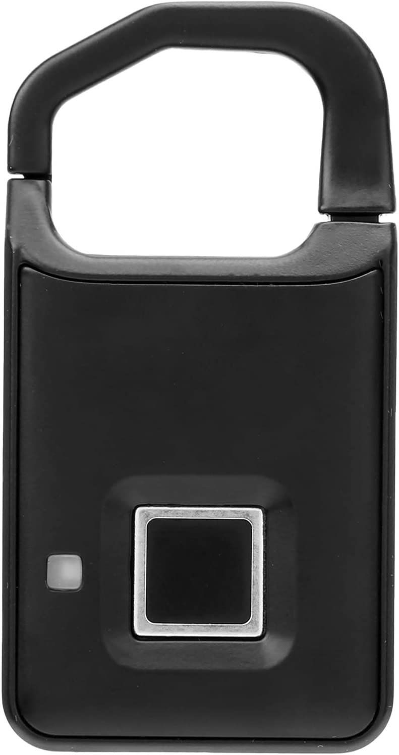 USB Ranking TOP18 Door Lock Easy to Carry for Warehouse famous D Fingerprint Padlock