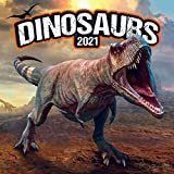 Dinosaurs Calendar - Calendars 2020 - 2021 Wall Calendar - Photo Calendar - 12 Month Calendar by Presco Group (Multilingual Edition)