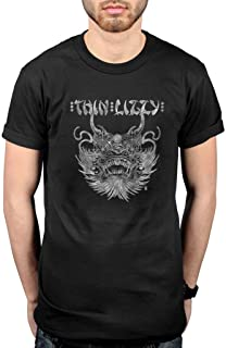 Official Thin Lizzy China Town T-Shirt