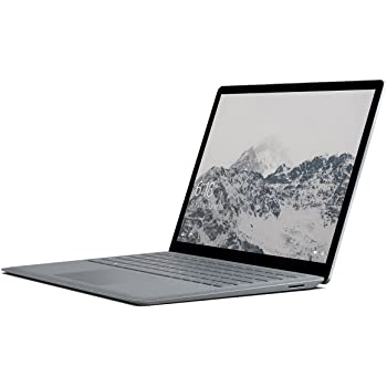 Microsoft Surface Laptop (Intel Core i7, 16GB RAM, 512GB) - Platinum (Renewed)