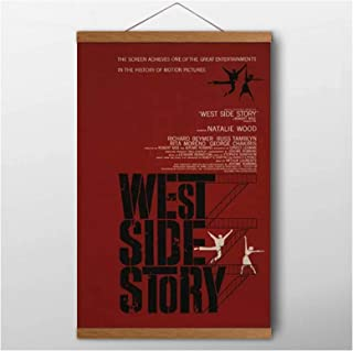 West Side Story Vintage Movie Poster Woonkamer Posters Home Decor Wall Art Schilderen Woondecoratie Canvas Wall Art Print ...