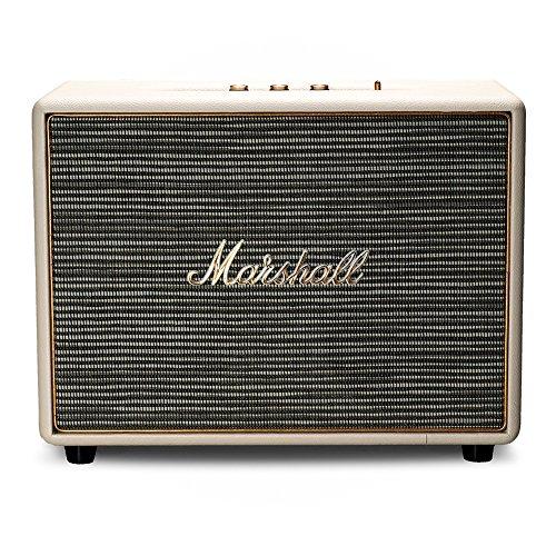 Marshall Wobourn - Altavoz Bluetooth - Crema