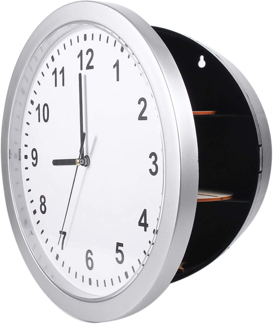Free shipping / New Clock Safe favorite Concealed Secret Wall for Mo Box Container