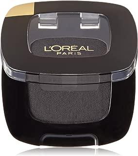 L'Oréal Paris Colour Riche Monos Eyeshadow, Noir Cest Noir, 0.12 oz.