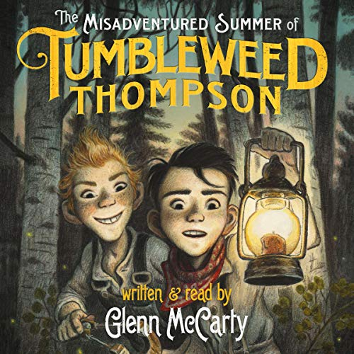 The Misadventured Summer of Tumbleweed Thompson  By  cover art