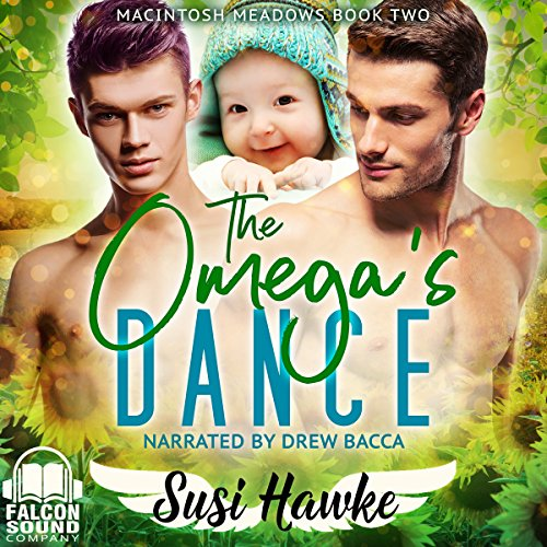 The Omega's Dance audiobook cover art
