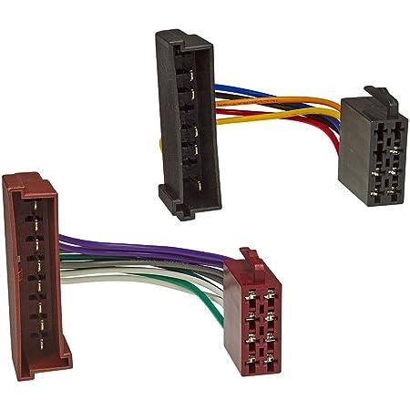 Tomzz Audio 7015 001 Radio Adapter Kabel Kompatibel Mit Elektronik