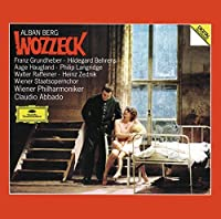 Berg: Wozzeck (Opera in 3 Acts) ~ Grundheber / Behrens / Vienna Philharmonic Orchestra / Claudio Abbado by Hildegard Behrens (1990-10-25)