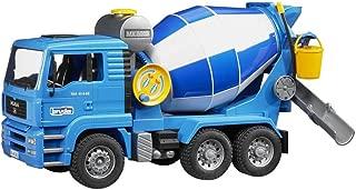 Bruder 02744 MAN Cement Mixer Truck