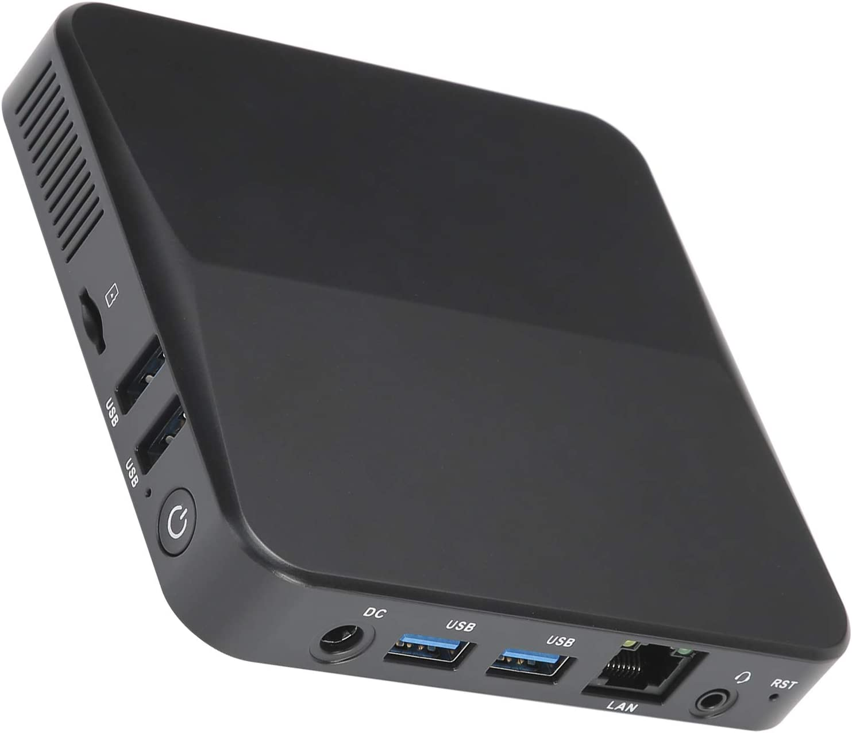 EBTOOLS Desktop Wall-Mounted Mini Regular store PC Computer Portable Selling rankings Intel UH