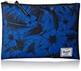 Herschel Trousse Network Pouch Large Jungle Floral Blue