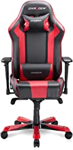 DXRacer 275LB Gaming Chair 90-135 Degree High-Back Racing Recliner 4D Arms Ergonomic Home Office Executive PC Computer Sea...
