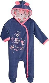 Bnwt Bébé Garçons surpyjama bleu imprimé aztèque courte jambe tenue d/'été 0-6 mois
