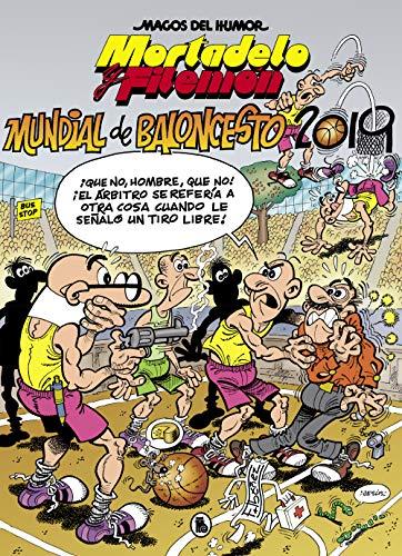 Mortadelo y Filemón. Mundial de Baloncesto 2019 (Magos del Humor ...