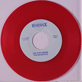 girl of my dreams / baby let me bang your box 45 rpm single