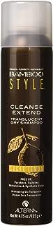 Bamboo Style Cleanse Extend Translucent Dry Shampoo, Sugar Lemon, 4.75-Ounce