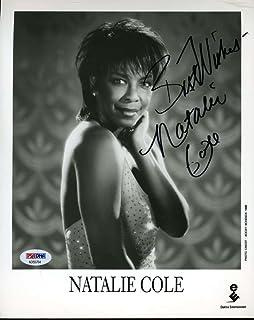 Television Nat Cole Signed Autographed Autograph 8 X 10 Photo