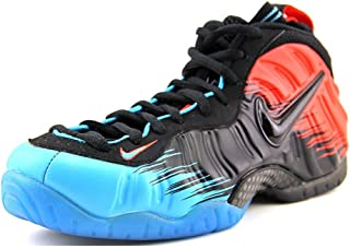 fb9e06fb50ff8 Nike Air Foamposite Pro PRM Spiderman Men s Basketball Shoes Vivid  Blue Black-Crimson 616750
