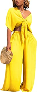 Best yellow palazzo pants outfit Reviews