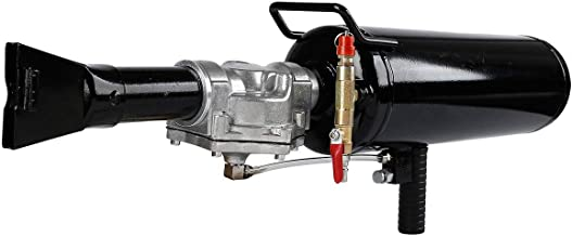 Tengchang Portable Tire Bead Seater Air Blaster Tool Trigger Seating Inflator 8L Black