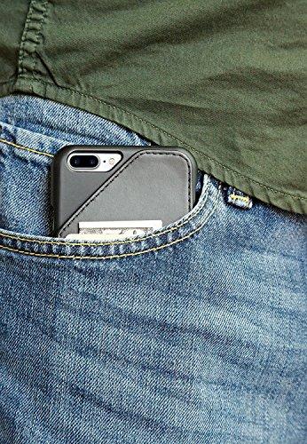 هسك (محفظة جلدية) لهواتف ايفون 6 بلاس
