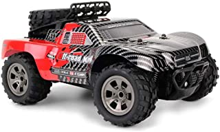 ARTIFICIAL FLOWER Remote Control Cars High Speed Off-Road Vehicle 1:18 Scale 18Km/H 4WD 2.4Ghz Electric Racing Car Remote Control Buggy Vehicle Truck Buggy Crawler Toy Car for Kids/Adults