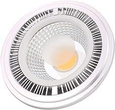 X-DREE DC12V 7W COB AR111 GU10 Base 4000K 2P Connector Dimmable LED Lamp Bulb (6d745b25-a222-11e9-8d7c-4cedfbbbda4e)