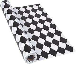 Fun Express Harlequin Tablecloth Roll (40