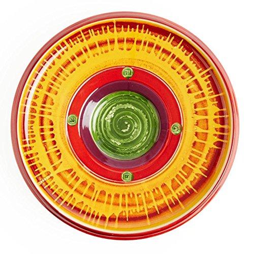 Steelite Hot Cha Cha - Plato redondo de melamina (475 mm)