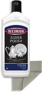 Best silver polish sponge Reviews