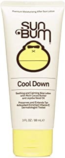 Sun Bum Cool Down | Vegan and Hypoallergenic Aloe Vera to Soothe and Hydrate Sunburn Pain Relief