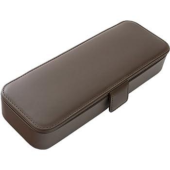 サクラクレパス 革製ペンケース マグネット式 USL-05#148 チョコレート