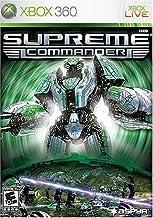 Supreme Commander - Xbox 360 (Renewed)
