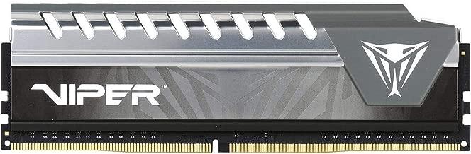$32 » Patriot Viper Elite 8GB 2400MHz CL 16 Single Channel DDR4 PC Memory Module Grey
