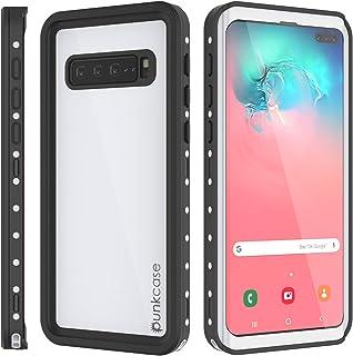 PunkCase Galaxy S10 5G Waterproof Case [Studstar Series] [Slim Fit] [Ip68 Certified] [Shockproof] [Dirt Proof] Armor Cover...