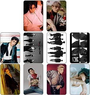Kunandroc 30 St/ück//Set KPOP BTS Collective Bangtan Boys Photocard Poster Fotoalbum Postkarte Lomo Karten Sammelkarten Geschenk f/ür BTS Army 1