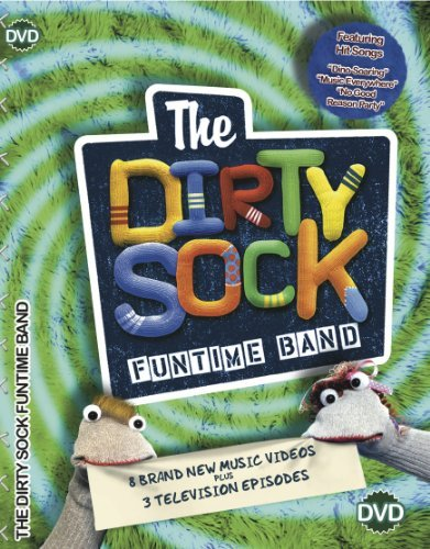 The Dirty Sock Funtime Max 77% OFF Ranking TOP18 Band DVD Messer by Michael