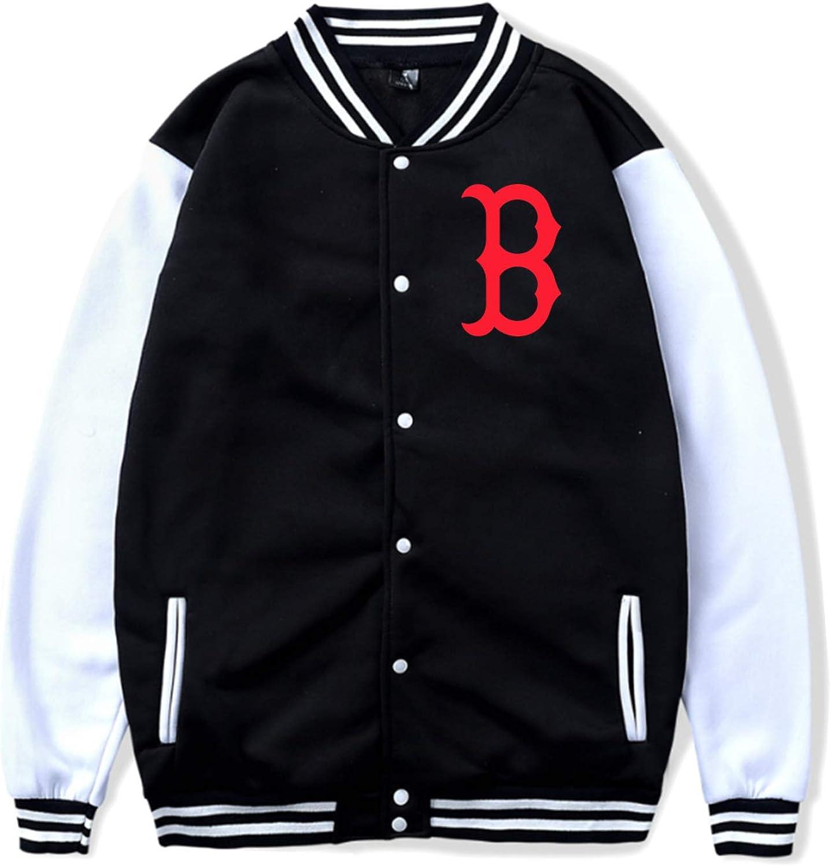 Baseball Team Fan Varsity Baseball Jacket Men Women Baseball Uniform Jacket Sport Coat