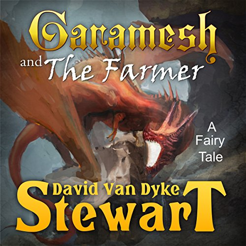 Garamesh and the Farmer audiobook cover art